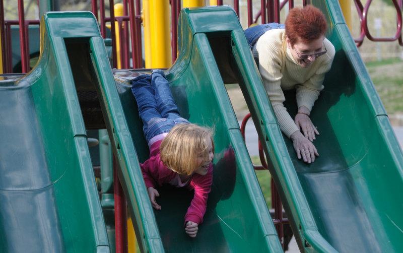 Slipper Slide Number two