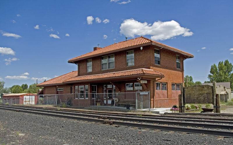 Hayden Colorado Station