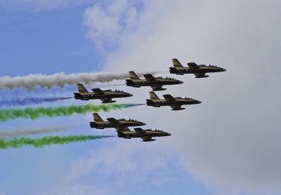 THE ROYAL INTERNATIONAL AIR TATTOO 2012