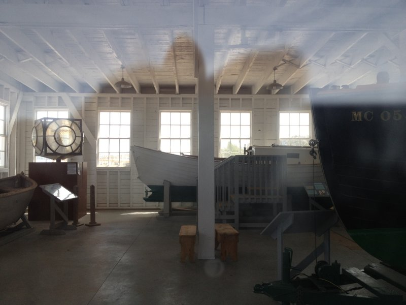 Inside Cannery