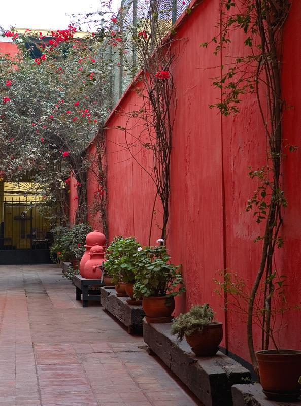 Entrance to San Francisco Monastery
