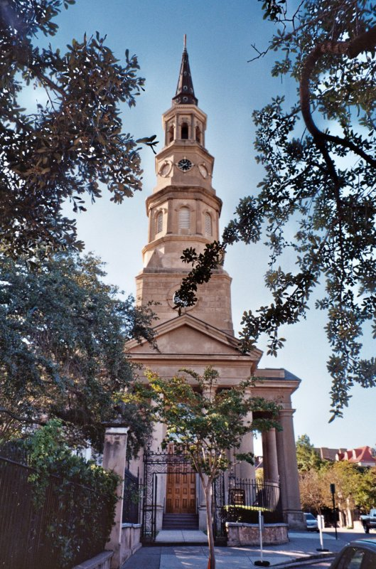 St. Phillips Episcopal Church, Charleston, SC