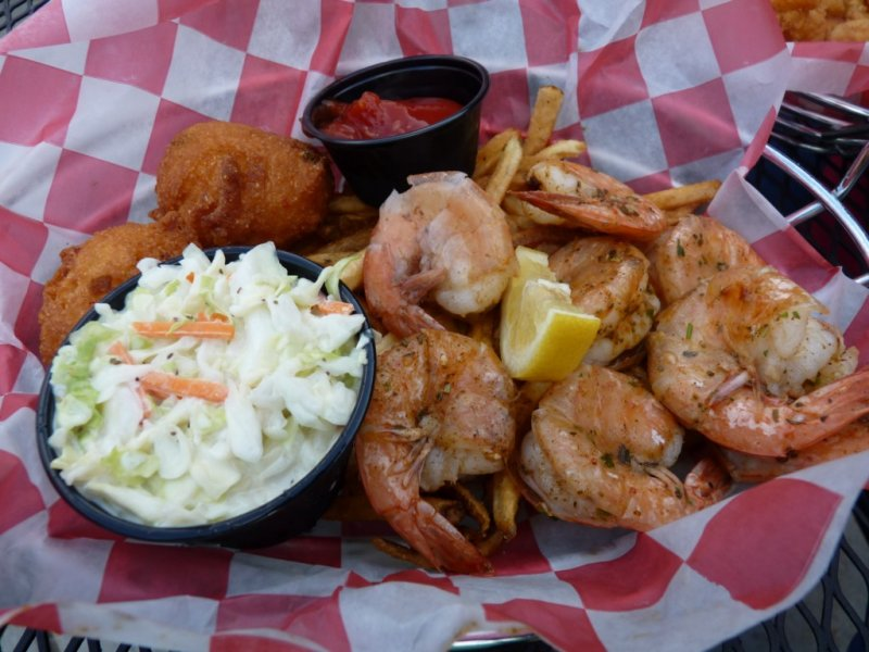 Boiled Shrimp Pucketts
