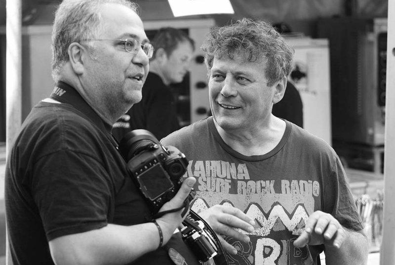 Ssirius Pakzad & Paul Zauner