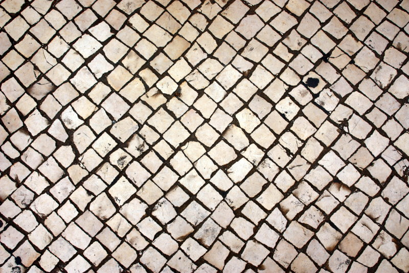Pavement, Lisbon