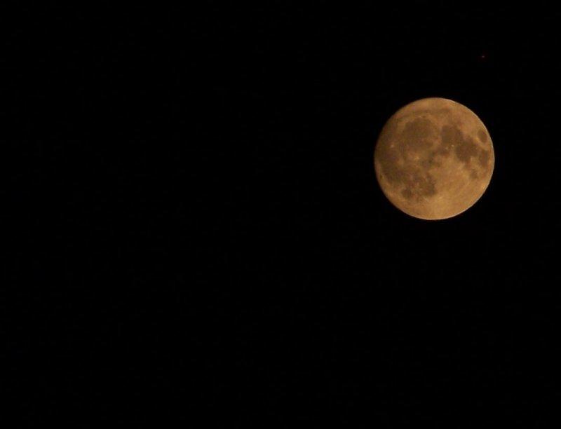 Full-ish Moon