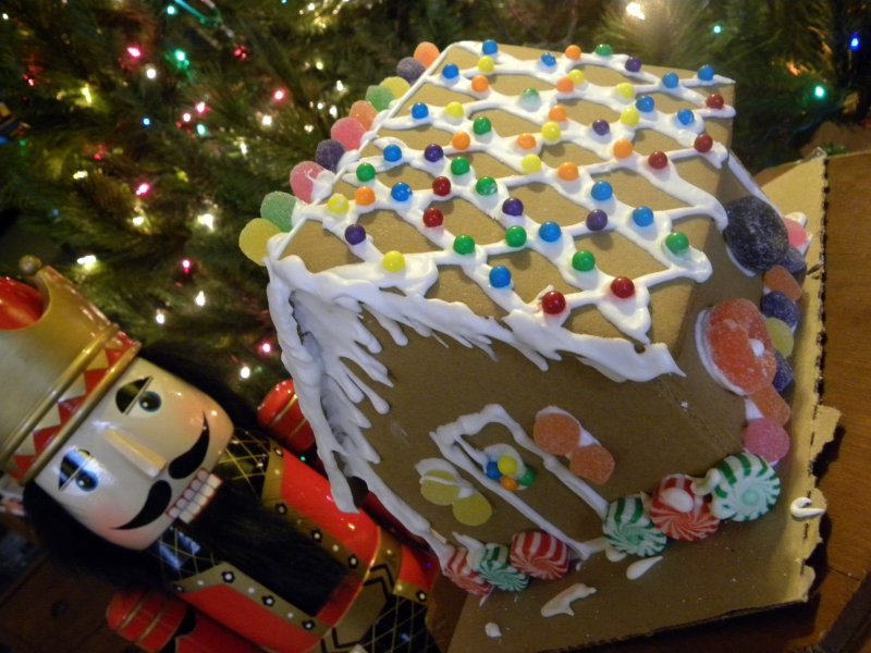 Gingerbread House 2011