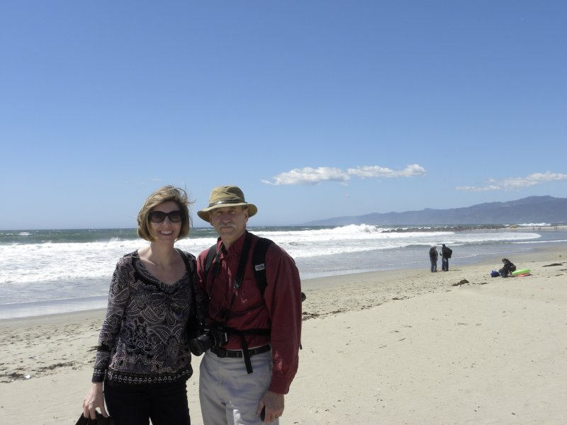 Me & Mike at Venice Beach