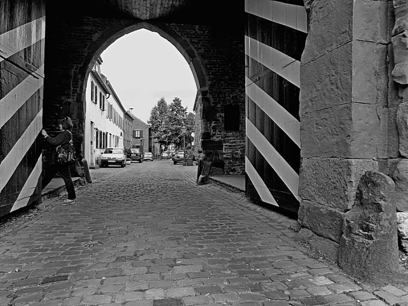 16th Century Town Gate