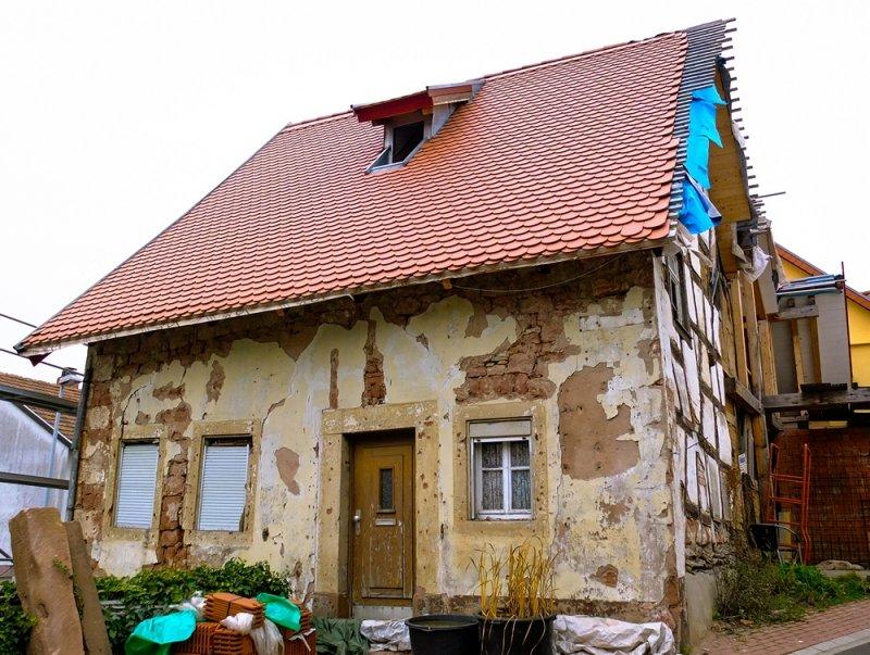 Oldest House (under Construction)