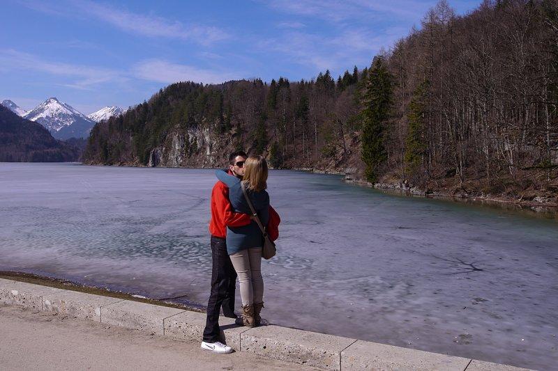 Alpsee  Lovers