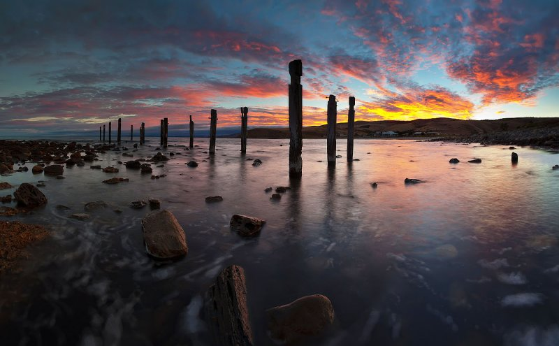 Myponga Beach Sunrise