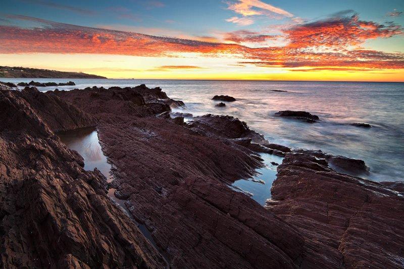 Hallett Cove Sunset