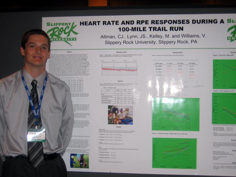 Mohican 100 research abstract