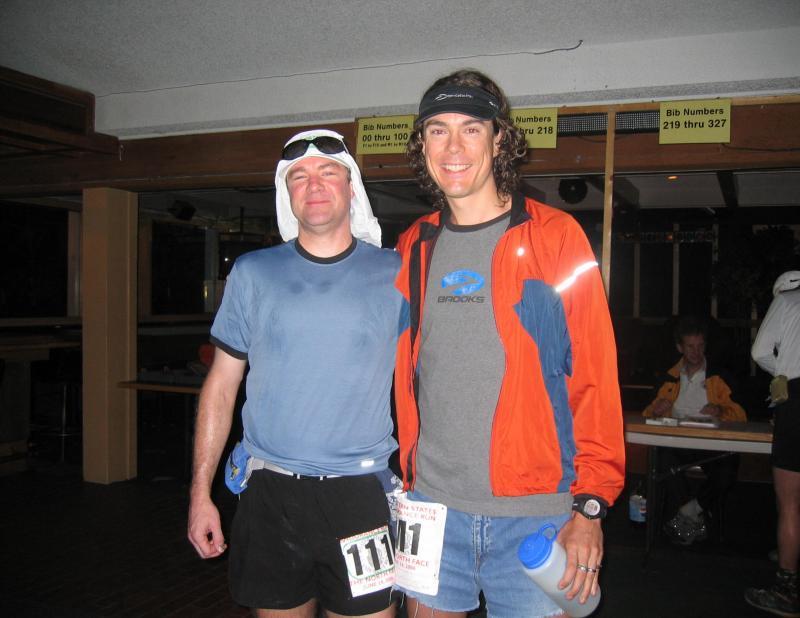 David & Scott Jurek