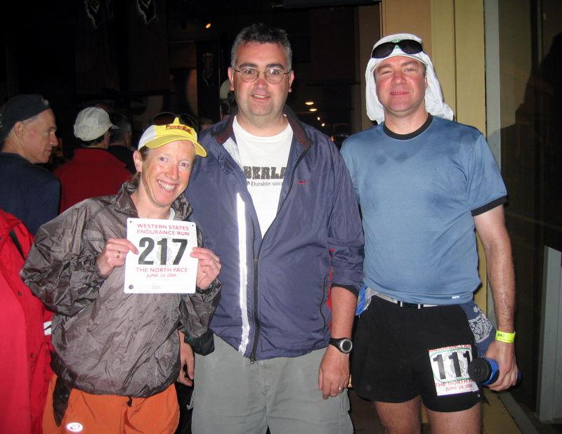 Mary, Ian Stevens & David