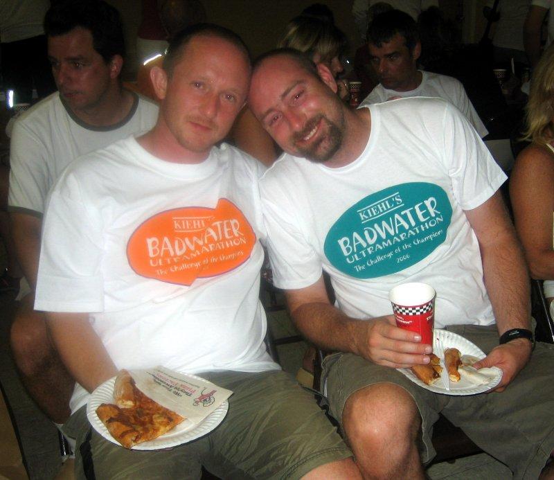 Jay & Corey (who doesnt like crust)