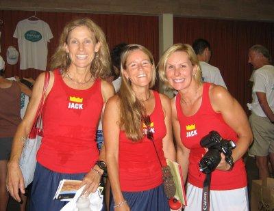 Tia Bodington, Steph & Lisa