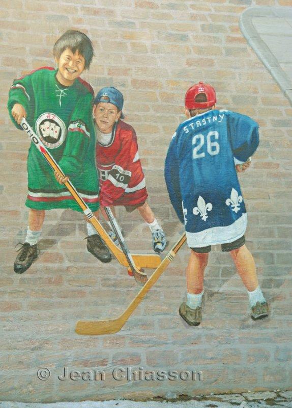 Passionné de Hockey