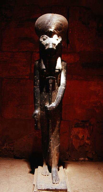 Sekhmet Goddess of War - Karnak Temples