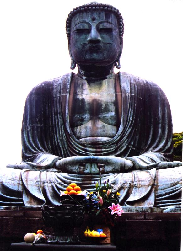 Offerings to the Daibutsu
