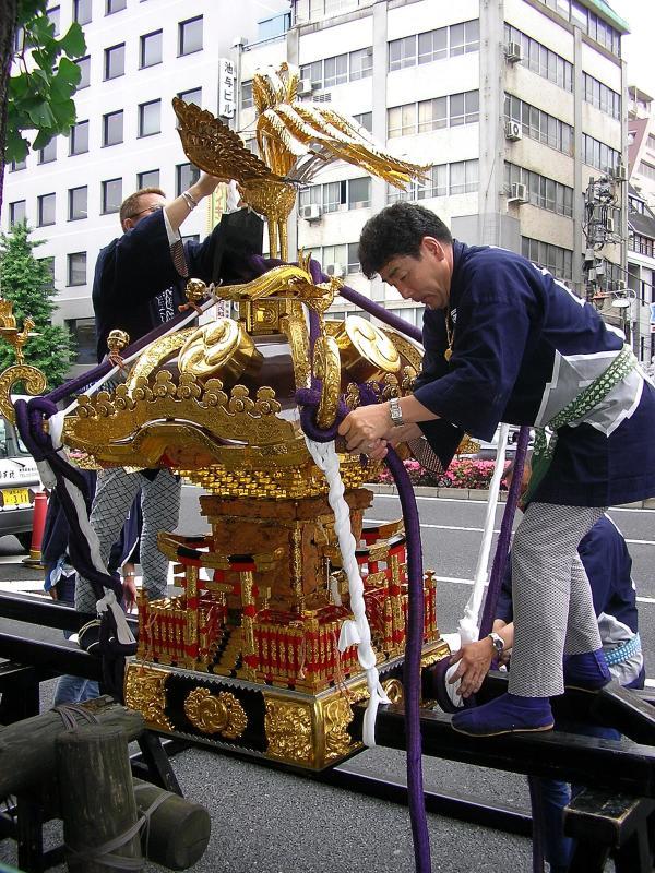 Street Shinto Celebrations