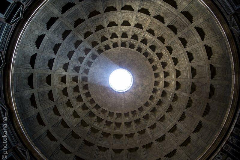 Pantheon, Ray of Light