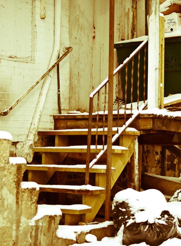 some back alley grunge