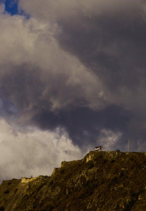 Mountain storm, Paccha, Ecuador, 2011