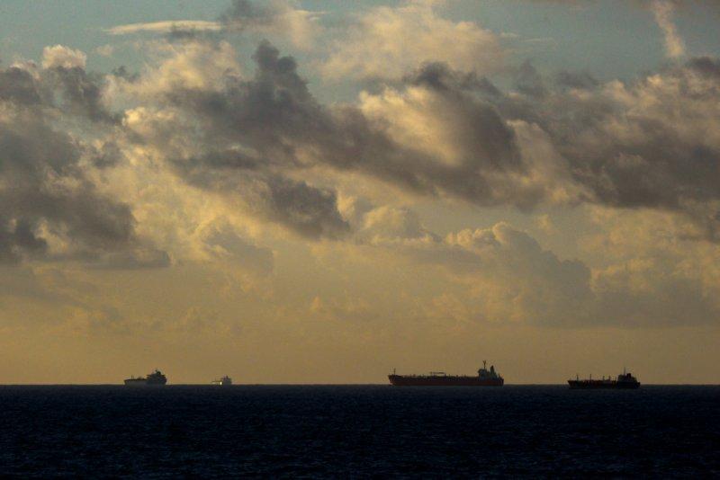 Tankers off Malta, 2011
