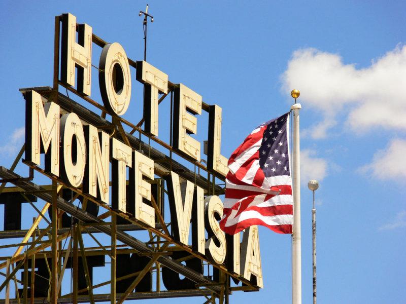 Monte Vista Hotel, Flagstaff, Arizona, 2006