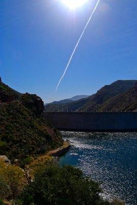 Roosevelt Dam, Roosevelt, Arizona, 2011