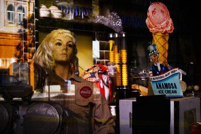 Ice Cream Shop, Miami, Arizona, 2011