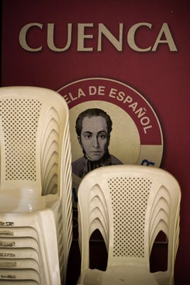 Language School, Cuenca, Ecuador, 2011