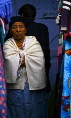 San Francisco Market, Cuenca, Ecuador, 2011