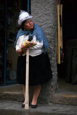 Waiting, Cuenca, Ecuador, 2011
