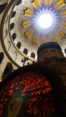 Church of the Holy Sepulcher, Jerusalem, Israel, 2011