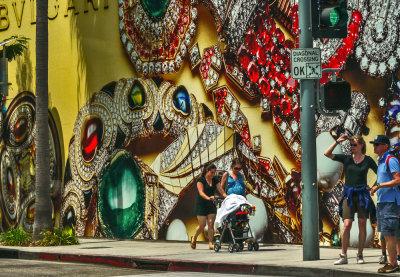 Bejeweled, Beverly Hills, California, 2012