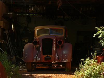 Ghost, Haynes, Arizona, 2006