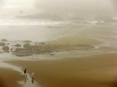 Morning fog, Bandon, Oregon, 2006