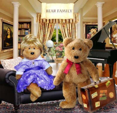 This is not any self-promotion...This is all about the Bear Family!