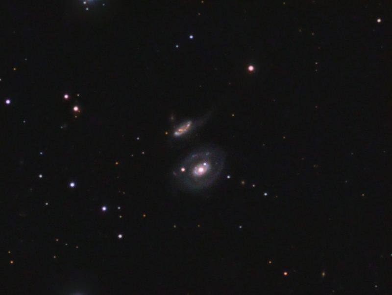 NGC 7469 & IC 5283 (Arp 298)