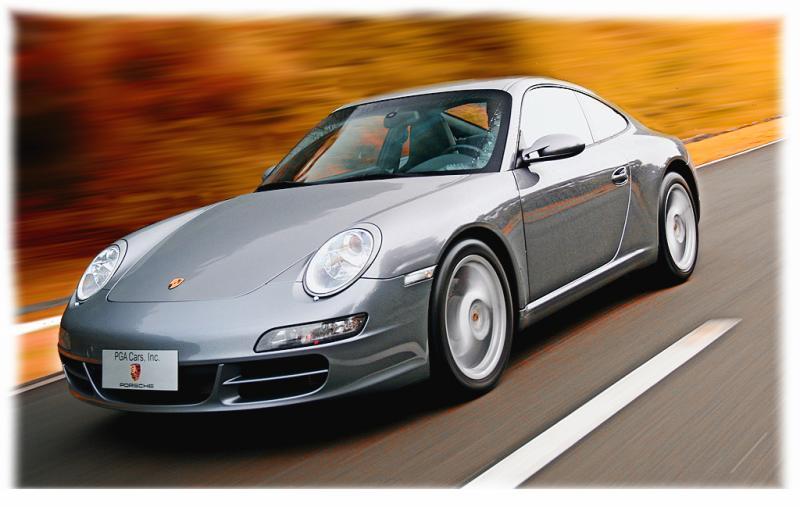 The 997 Porsche 911