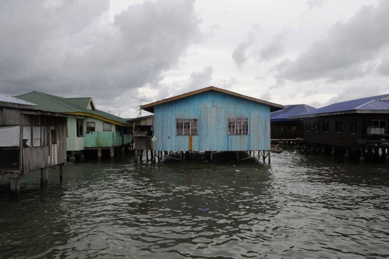 Water Village 1 - Borneo