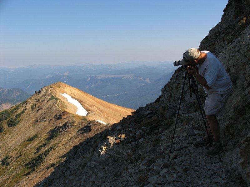 Monte Dodge shooting photos