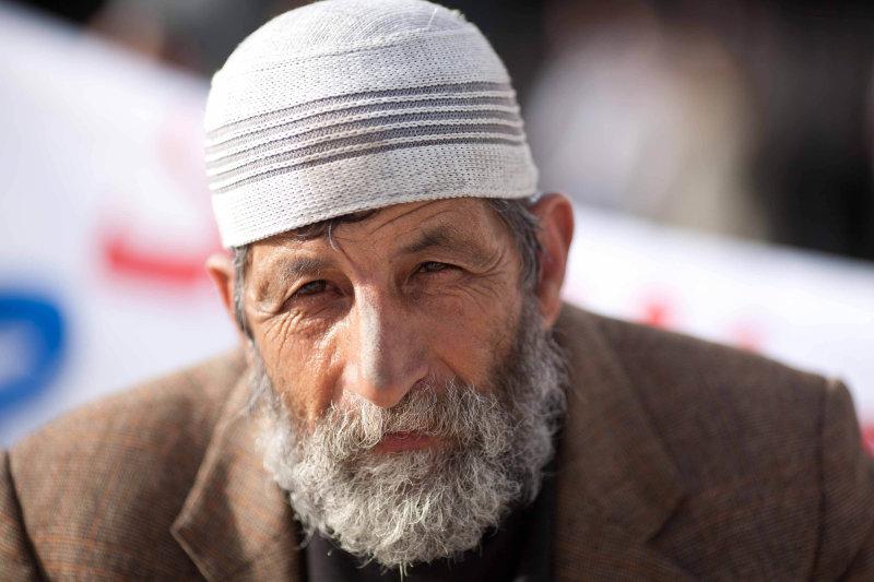 Old Man in Jordan