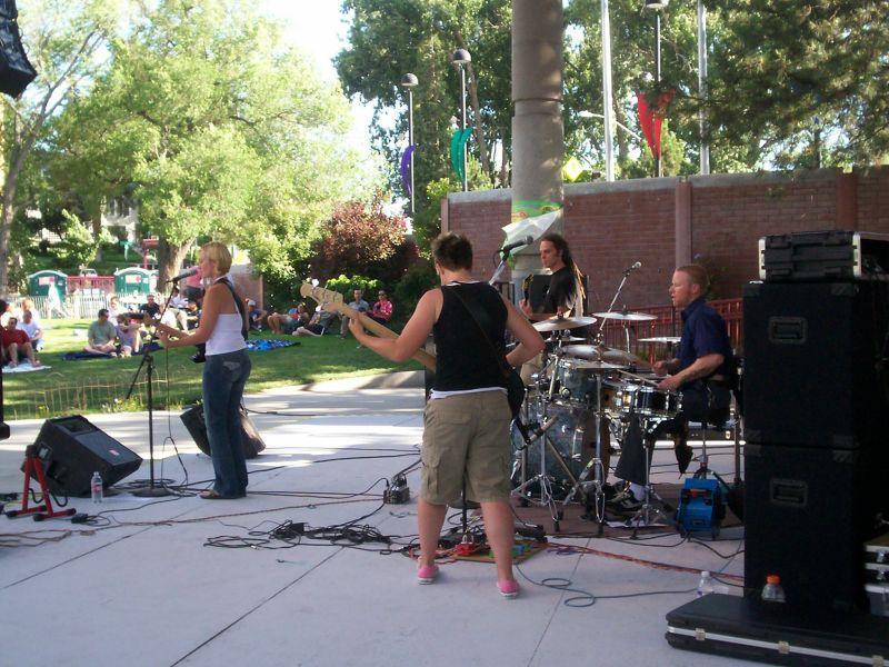 Kate Cotter Band