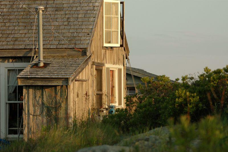 Sunset - Caretakers Cottage