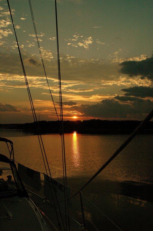 Sunset - Hen Cove