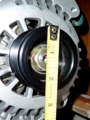 Figure Your Pulley Ratio